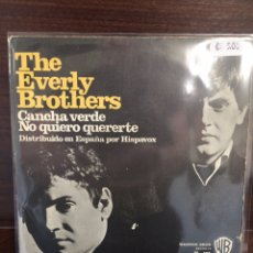 Discos de vinilo: THE EVERLY BROTHERS-SINGLE. BOWLING GREEN.. Lote 243867765