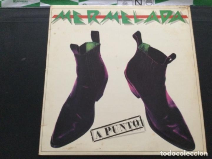 MERMELADA - A PUNTO (Música - Discos - LP Vinilo - Grupos Españoles de los 70 y 80)