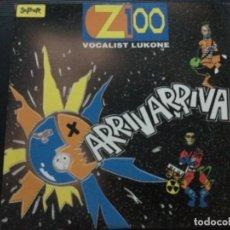 Discos de vinilo: Z100 - ARRIVARRIVA. Lote 243885730