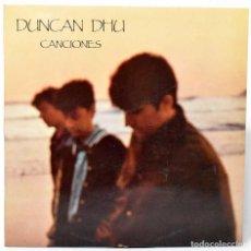 Discos de vinilo: DUNCAN DHU - CANCIONES. LP. Lote 243892375
