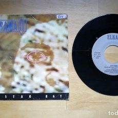 Discos de vinilo: ZARAMA BOSTAK BAT / ROCK ´N´ ROLL STORY SINGLE 1989. Lote 243893650