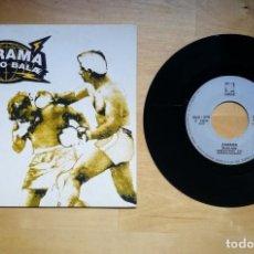 Discos de vinilo: ZARAMA BINIKO BALA (KOSTAKO BIDEA / GAUEKO BURUKO MINA) SINGLE 1994. Lote 243894470