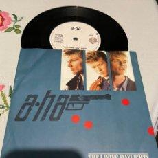 """Discos de vinilo: A•HA VINILO 7"""". Lote 243895305"""