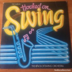 Discos de vinilo: THE KINGS OF SWING ORCHESTRA. Lote 243896660