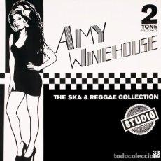 Discos de vinil: AMY WINEHOUSE LP THE SKA & REGGAE COLLECTION STUDIO (RAREZAS EDICION LIMITADA COLECCIONISTA). Lote 254226170