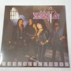 Discos de vinilo: DISCO VINILO SANTA-REENCARNACIÓN.. Lote 243897815