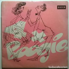 Discos de vinilo: WINIFRED ATWELL. 4. DOB'S BOOGIE/ HAMP'S BOOGIE WOOGIE/ JIMMY DORSEY'S BOOGIE/ IN THE GROOVE. 1957. Lote 243913280