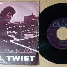 Discos de vinilo: MINK DEVILLE / SOUL TWIST / SINGLE 7 PULGADAS. Lote 243916740