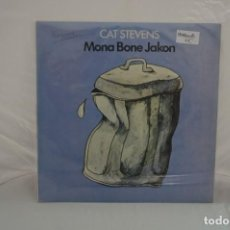 """Disques de vinyle: VINILO 12"""" - LP - MONA BONE JAKON - CAT STEVENS / ISLAND. Lote 243922575"""