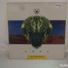 "Discos de vinilo: VINILO 12"" - MAXI-SINGLE - CAN´T STOP RAVING - DUNE / MRX. Lote 243923490"