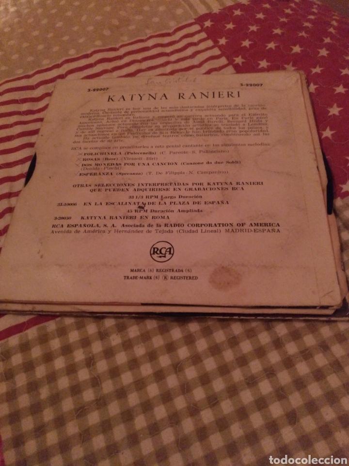 Discos de vinilo: Katina Ranieri - Foto 2 - 243927200