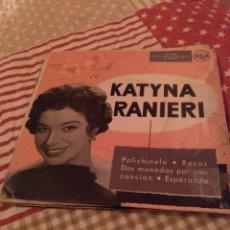 Discos de vinilo: KATINA RANIERI. Lote 243927200