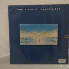 """Disques de vinyle: VINILO 12"""" -LP - COMMUNIQUE - DIRE STRAITS / VERTIGO. Lote 243927225"""