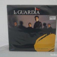 "Discos de vinilo: VINILO 12"" - LP - CUANDO BRILLE EL SOL - LA GUARDIA / ZAFIRO. Lote 243928640"