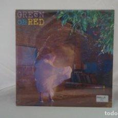 "Discos de vinilo: VINILO 12"" - LP - GRAVITY TALKS - GREEN ON RED / LONDON. Lote 243928775"