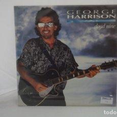 """Discos de vinilo: VINILO 12"""" - LP - CLOUD NINE - GEORGE HARRISON / HORSE RECORDS. Lote 243928800"""