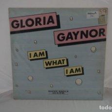 "Discos de vinilo: VINILO 12"" - MAXI SINGLE - I AM WHAT I AM - GLORIA GAYNOR / HISPAVOX. Lote 243929105"