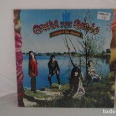 """Discos de vinilo: VINILO 12"""" - LP - LLAMAD A MR. BROWN - GRETA Y LOS GARBO. Lote 243929275"""