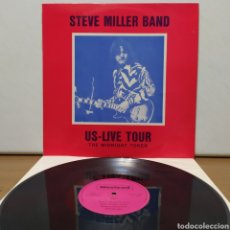 Discos de vinilo: STEVE MILLER BAND - US LIVE TOUR ( THE MIDNIGHT TOKER ) 197X ED ALEMANA. Lote 243931625