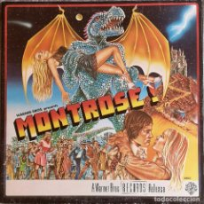 Discos de vinilo: VINILO LP - MONTROSE - WARNER BROS PRESENT MONTROSE - MADE IN FRANCE - WARNER BROS - 1975. Lote 243944130