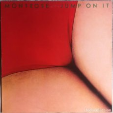 Discos de vinilo: VINILO LP - MONTROSE - JUMP ON IT - MADE IN UK - WARNER BROS - 1976. Lote 243945080