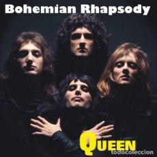 "Discos de vinilo: QUEEN BOHEMIAN RHAPSODY VINILO, 12"", 45 RPM, SINGLE, LIMITED EDITION, REISSUE. Lote 243962420"