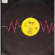 Discos de vinilo: MORE FUNK - SEXY SAX - MAXI SINGLE 1992 - ED. ITALIA. Lote 243964340