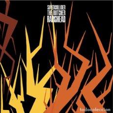 Discos de vinilo: RADIOHEAD SUPERCOLLIDER. THE BUTCHER (VINILO) 2-TRACK VINYL 12 SINGLE. Lote 243964425
