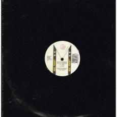 Discos de vinilo: S.L. LINE - ANOTHER DAY IN PARADISE - MAXI SINGLE 1990 - ED. ITALIA. Lote 243965620