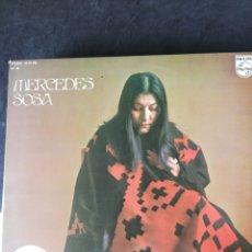 Discos de vinilo: MERCEDES SOSA LO DISCO DE ORO 1975. Lote 243967300