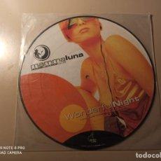 """Discos de vinilo: MAMMA LUNA - WONDERFUL NIGHT (12"""", PIC). Lote 243968300"""