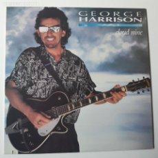 Discos de vinilo: GEORGE HARRISON- CLOUD NINE- SPAIN LP 1987 + ENCARTE- THE BEATLES- VINILO COMO NUEVO. REF.2. Lote 243968420