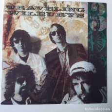 Discos de vinilo: TRAVELING WILBURYS VOL. 3 - EUROPE LP 1990 + ENCARTE- GEORGE HARRISON- BOB DYLAN- THE BEATLES- NM.. Lote 243970715