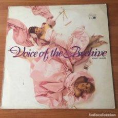 Discos de vinilo: VOICE OF THE BEEHIVE – HONEY LINGERS. Lote 243983395