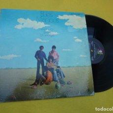 Discos de vinilo: LP BLUES MAGOOS – NEVER GOIN' BACK TO GEORGIA - US PRESS - ABCS-697 (EX/VG). Lote 243986175