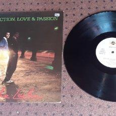 Discos de vinilo: DUKE LAKE - SATISFACTION LOVE & PASSION - MAXI - SPAIN - ZOCO RECORDS - PLS 860 - L -. Lote 243986505