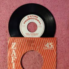 Discos de vinilo: SINGLE BETINA - FIESTA EN MI CORAZON / NUEVAMENTE A MI LADO - ZAFIRO 00-40 PROMO (-/EX-). Lote 243994670