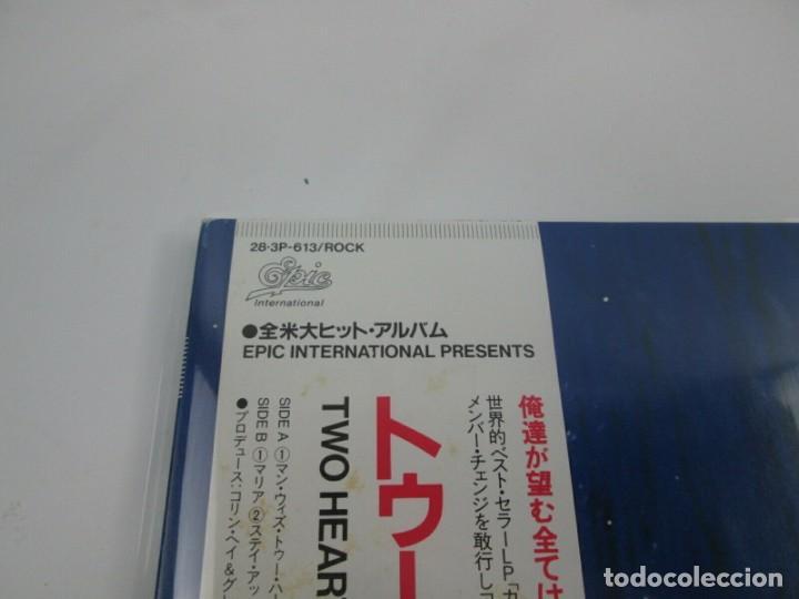 Discos de vinilo: VINILO EDICIÓN JAPONESA DEL LP DE MEN AT WORK - TWO HEARTS - Foto 2 - 243996695