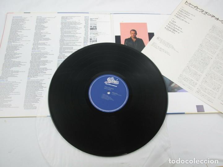 Discos de vinilo: VINILO EDICIÓN JAPONESA DEL LP DE MEN AT WORK - TWO HEARTS - Foto 5 - 243996695