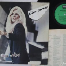 Discos de vinilo: VINILO EDICIÓN JAPONESA LP KIM CARNES MISTAKEN IDENTITY ( EYES BETTY DAVIS ). Lote 243999440