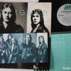 Discos de vinilo: VINILO EDICIÓN JAPONESA DEL LP DE FOREIGNER - DOUBLE VISION ¡ LEER DESCRIPCIÓN ¡. Lote 244002185
