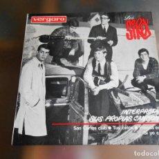 Discos de vinilo: SIREX, LOS, EP, SAN CARLOS CLUB + 3, AÑO 1964. Lote 244005210