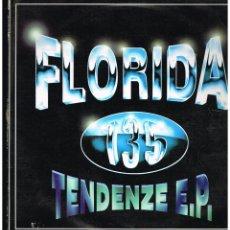 Discos de vinilo: FLORIDA 135 - TENDENZE E.P. - MAXI SINGLE 1996 - ED. ESPAÑA. Lote 244007930