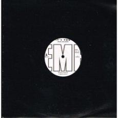 Discos de vinilo: EMF - IT'S YOU - MAXI SINGLE 1992 - ED. UK. Lote 244008745