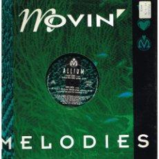 Discos de vinilo: ALLIUM - GUIDO THE KILLER PIMP - MAXI SINGLE 1996 - ED. HOLANDA. Lote 244018085