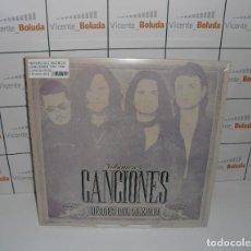 Discos de vinilo: HEROES DEL SILENCIO CANCIONES 1987 1996 ( 2 LPS DE VINILO) NUEVO Y PRECINTADO ENVIÓ A ESPAÑA GRATIS. Lote 244027380