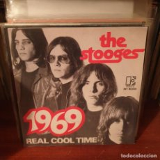 Disques de vinyle: THE STOOGES / 1969 / NOT ON LABEL. Lote 244185490