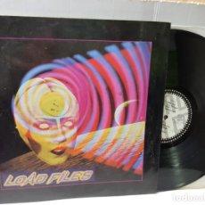 Discos de vinilo: MAXI SINGLE-LOAD FILES-FOUR TIMES- EN FUNDA ORIGINAL 1994. Lote 244187420