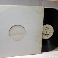 Discos de vinilo: MAXI SINGLE-CUBA-CUBA INVASION- EN FUNDA ORIGINAL 1995. Lote 244188870