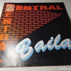 Discos de vinilo: MAXI - ZENTRAL – BAILA - MD 0015 ( VG+ / VG) SPAIN 1994. Lote 244194760